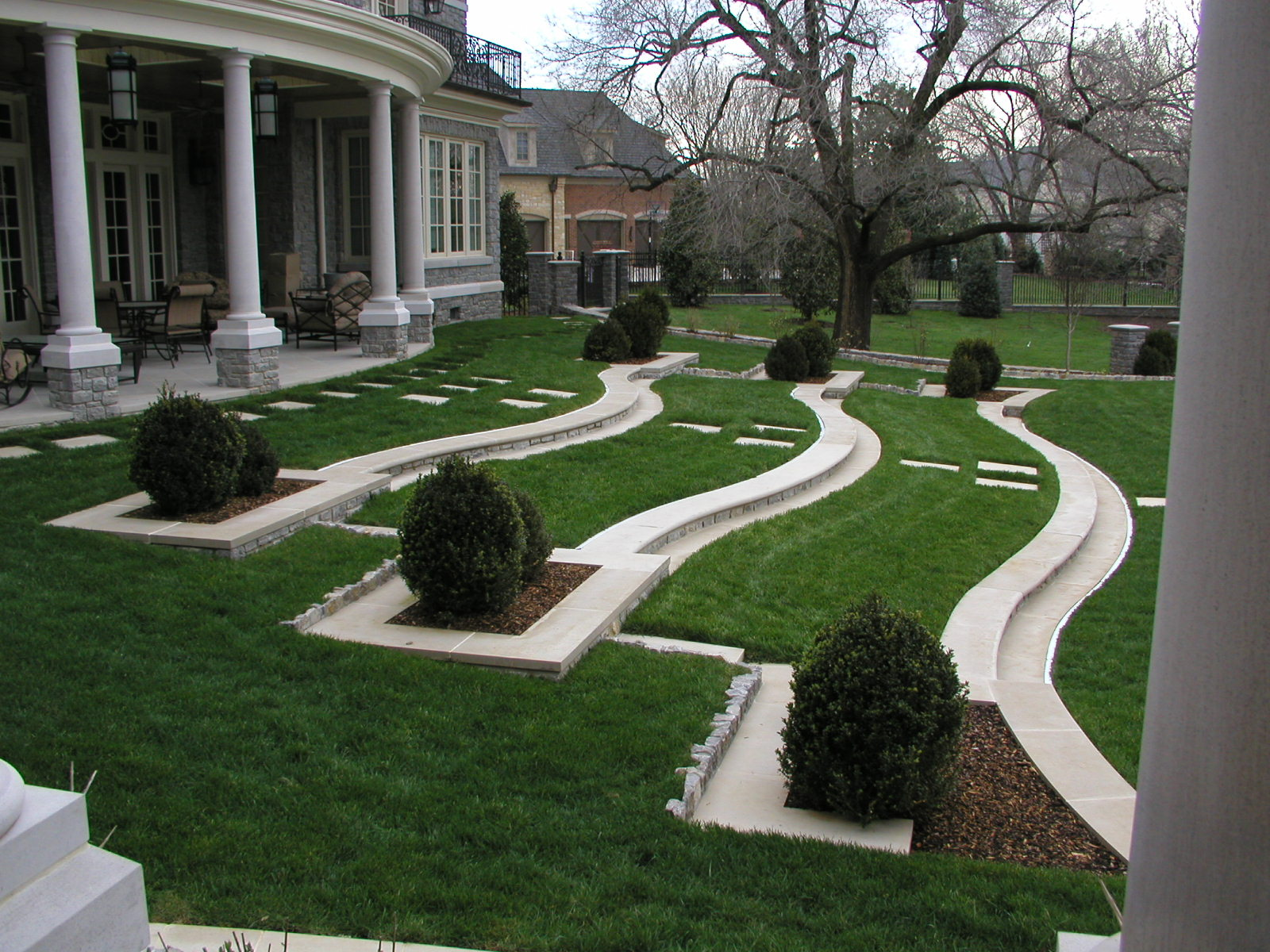 Simple new and unique diy landscape design ideas for for Landscape layout ideas
