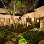 Landscape Lighting for the Garden