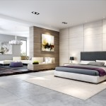 Large Modern Bedroom Designs