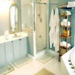 Light Blue Bathroom Paint