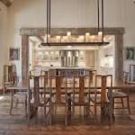 Lighted Dining Room Chandelier