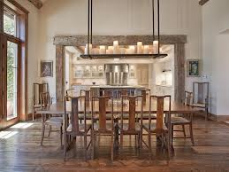 Lighted Dining Room Chandelier