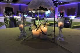 Lighted Dining Table Centerpieces