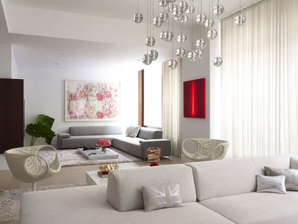Living Room Fixtures