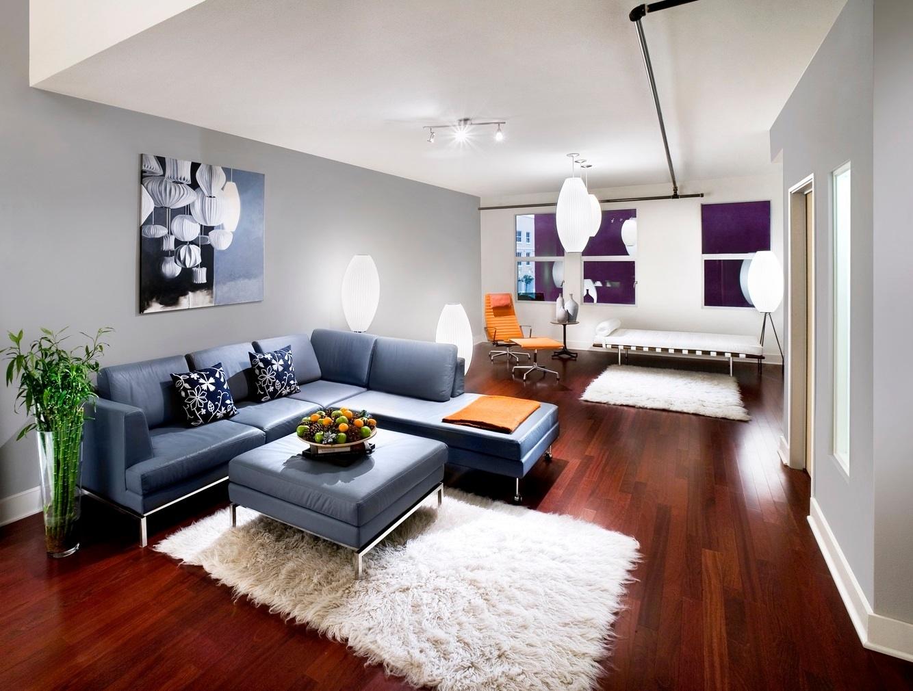 Living Room Light Fixtures (6417)