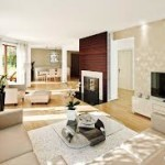 Living Room Open Concept