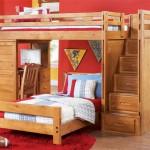 Loft Beds with Desk