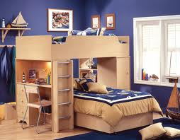 Loft Beds with Stairs