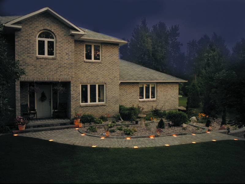 Low Voltage Outdoor Pathway Lights