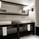 Luxurious Double Sink Bathroom Vanities