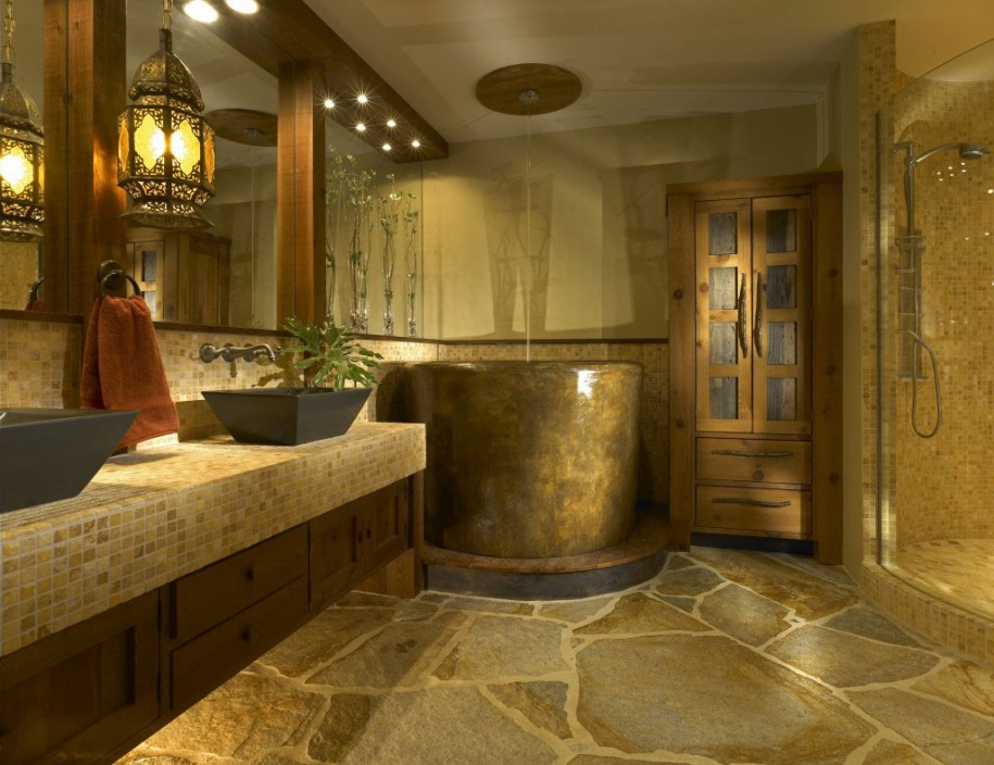Luxury Bathroom Ideas