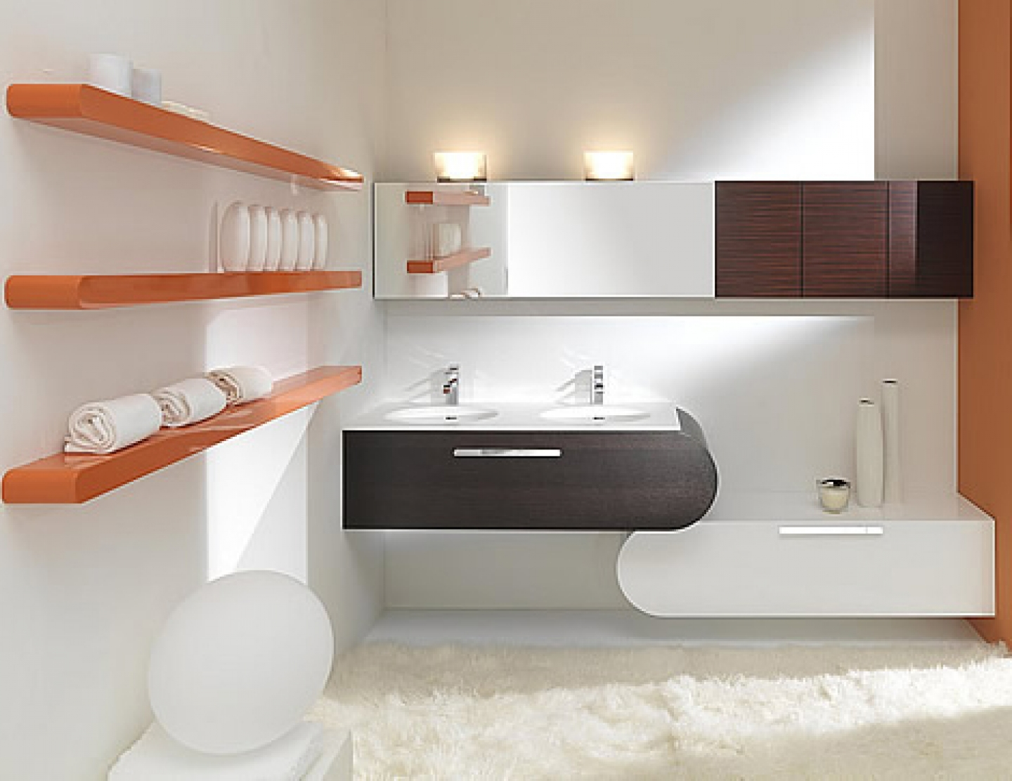 Awesome Theluxurybathroomvanitiesbathroommodernwithbathroomcabinet