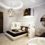 Luxury White Bedroom Ideas
