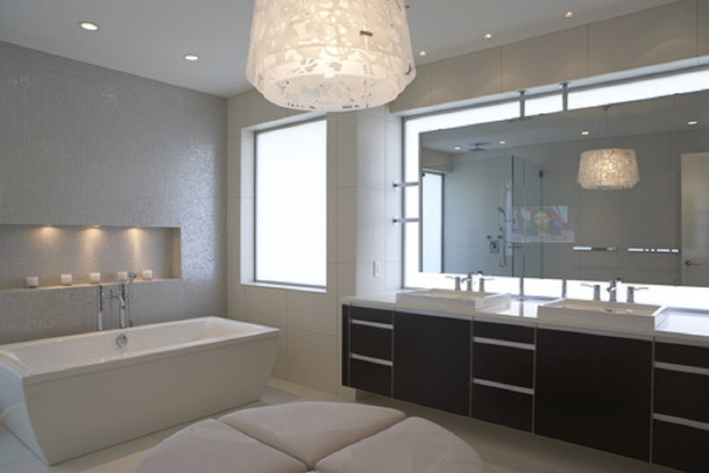 Luxury Contemporary Bathroom Light Fixtures