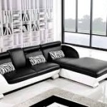 Luxury Leather Sofa Bed