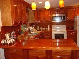 Mahogany Kitchen Cabinets 327