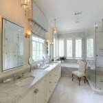 Marble Countertops in the Bathroom