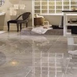 Marble Flooring in the Bathroom