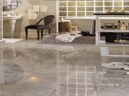 Marble Flooring in the Bathroom