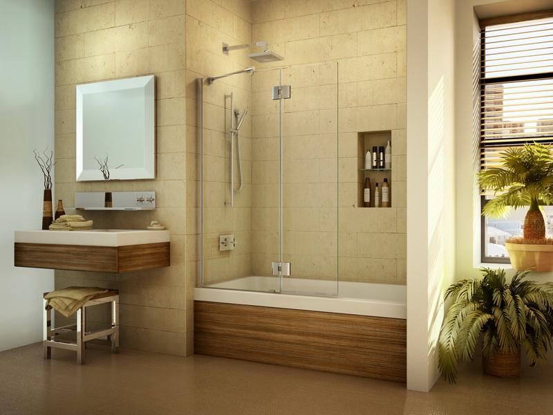 Simple Modern Bathroom Design Ideas