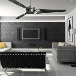 Three Blade Modern Ceiling Fans