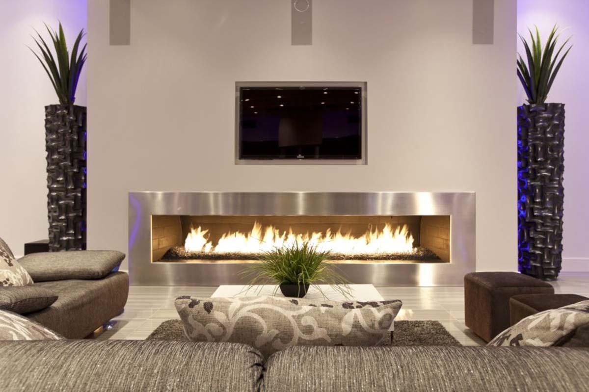 Modern Living Room Ideas (6412)