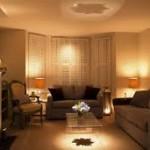 Modern Living Room Lighting