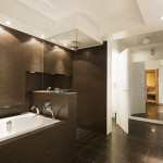 Modern Small Bathroom Design Ideas