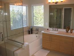 Modern Small Bathroom Remodel
