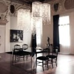 Multiple Dining Room Chandeliers