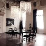 Multiple Dining Room Chandeliers