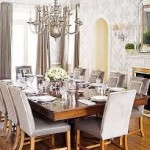 Non-Lighted Dining Room Chandelier