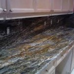 Onyx Countertops in Kitchen