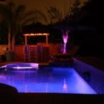 Outdoor LED Lights - Pool