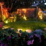 Outdoor Lighting Ideas - Garden