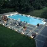 Outdoor Solar Lights - Pool