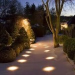 Outdoor Pathway Lights