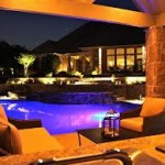 Outdoor Pool Lights