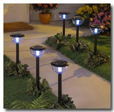 Outdoor Solar Lights Fixtures