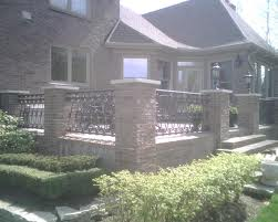 Outdoor Iron Railings