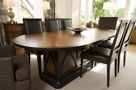 Oval Wooden Dining Tables