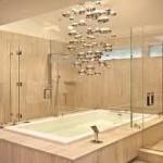 Overhead Bathroom Lights