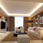 Overhead Interior Lighting