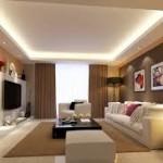 Overhead Interior Lighting