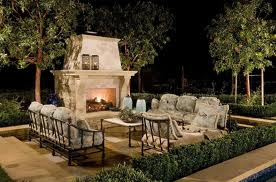 Patio Fireplace Ideas