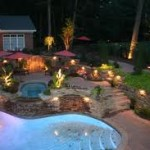 Outdoor Lighting for the Pool