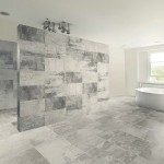 White Porcelain Floor Tiles