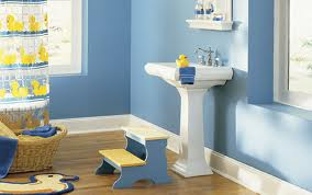 Boy and Girl Bathroom Ideas