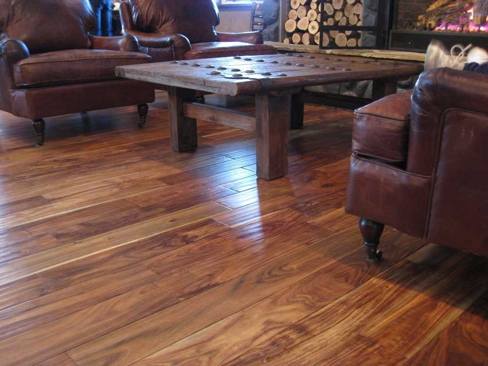 Prefinished Hardwood Flooring 6391