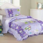 Purple Hello Kitty Bedding Sets